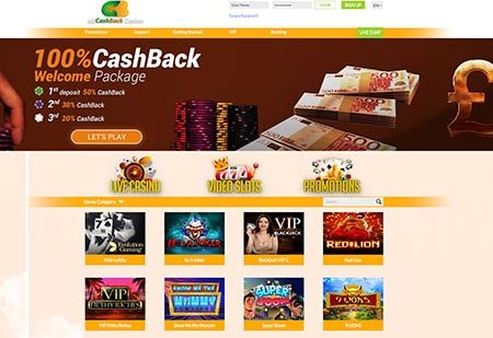 Interview with Julian Moses at All Cashback Casino