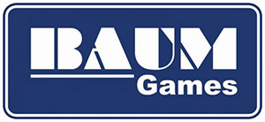 Baum Games logo
