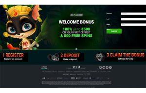 Big 5 Casino's exclusive bonus