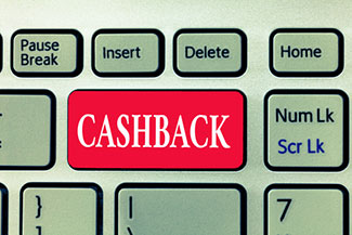 Cashback on computer