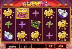 Fortune Girl from Microgaming