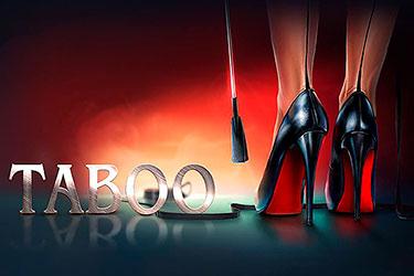 Logo Taboo Endorphina Online Slot