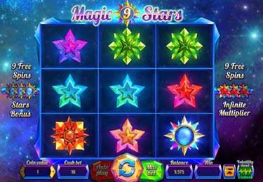 Magic 9 Stars