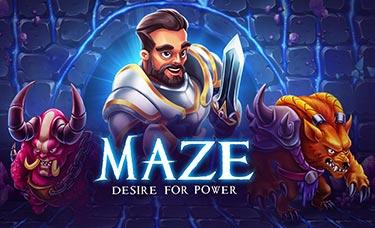 Maze Slot: Desire for Power