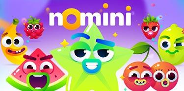 Nomini No Wager Rewards - Fruits