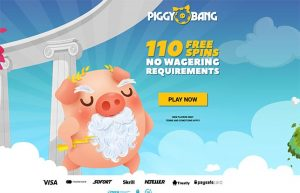 Piggy Bang Exclusive Bonus 110 spins