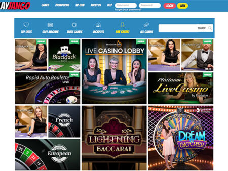 Top 10 Reasons to Wager at Play Jango Casino