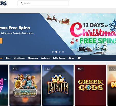 A Week of Christmas Free Spins at Scatters