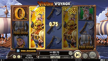 Viking Voyage from Betsoft