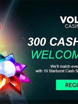 5 reasons why VOLT Casino Rocks